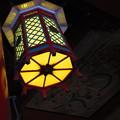 写真: 祈りの灯り