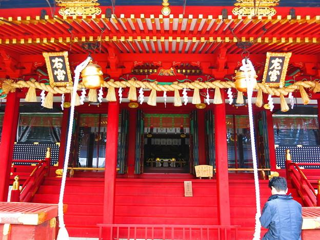 見事な塩竈神社