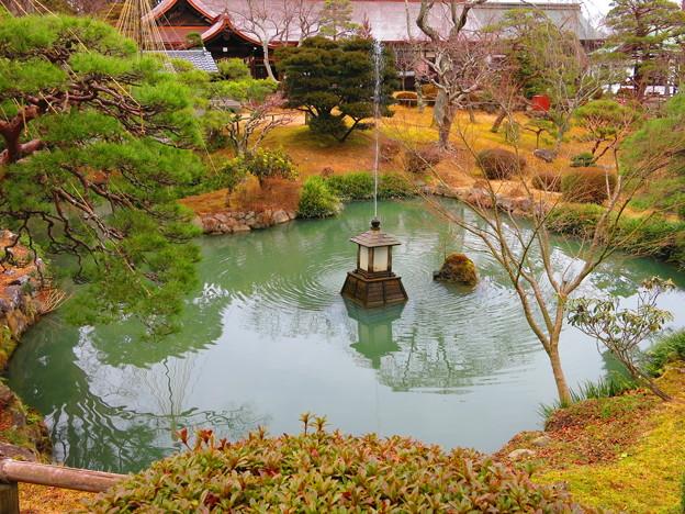 素敵な庭園ですね~