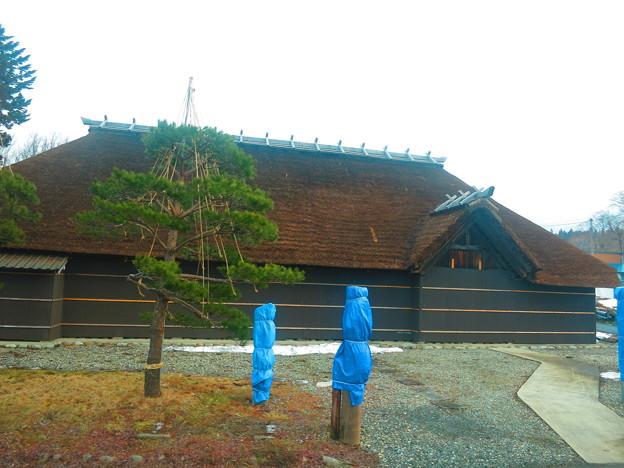 芭蕉宿泊の宿