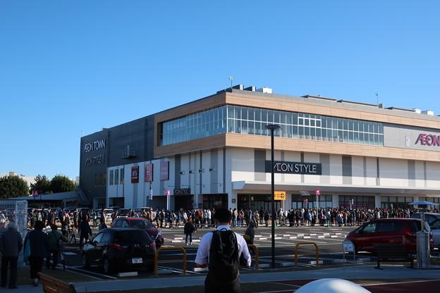 Photos: 開店日・・・