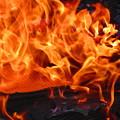 Photos: 燃えろ炎
