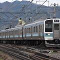 Photos: 211系長野色