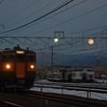 Photos: 廃車置き場としなの鉄道