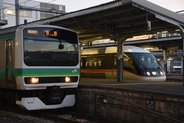 E231系マト車NN入場