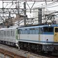 東京メトロ13000系甲種