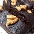豆腐入りチョコケーキ