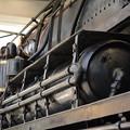 Photos: 公式側空気タンク 後面