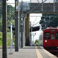Photos: 交換駅