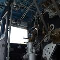 Photos: D51 10号機 運転台(機関士側)