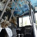 Photos: D51 10号機 運転台(機関助士側)