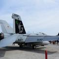 Photos: EA-18G ダース・ベイダー塗装機2