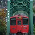 Photos: 筑後川を渡るキハ220