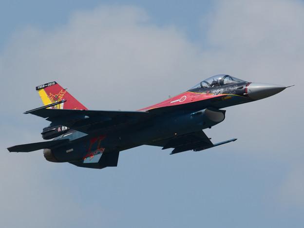 第6飛行隊60周年記念塗装機