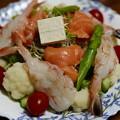 Photos: 海鮮サラダ