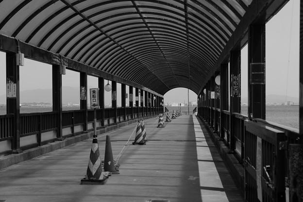 Photos: 船乗場