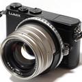 写真: Planar 45mm