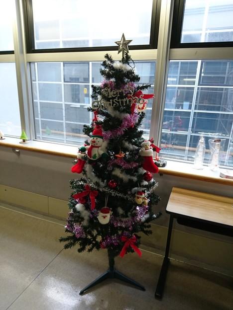 病棟のメリークリスマス