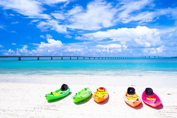 宮古島トゥリバー海浜公園