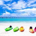 写真: 宮古島トゥリバー海浜公園