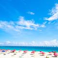 写真: 宮古島 与那覇前浜ビーチ