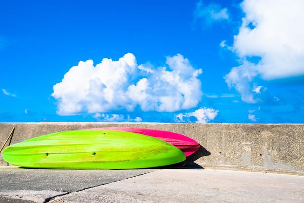 写真: 伊良部島 渡口の浜