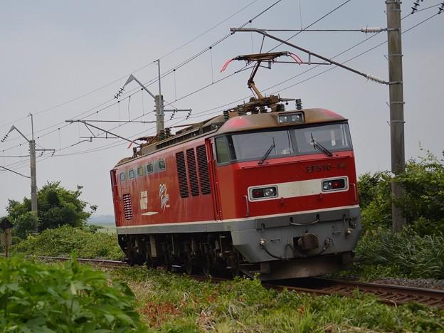 EF510 (RED THUNDER)-奥羽本線