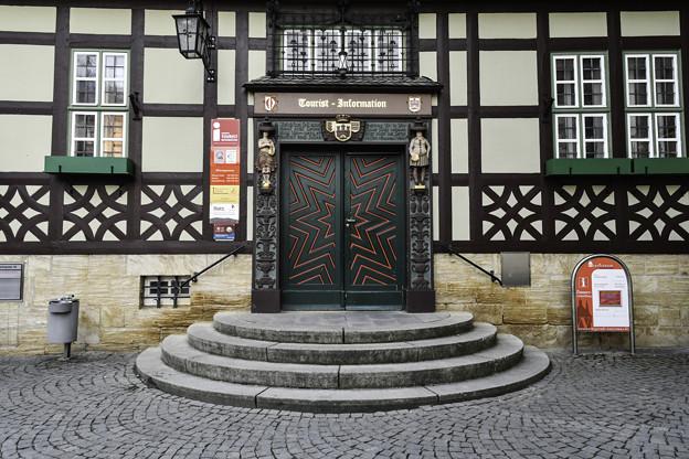 木組みの街ヴェルニローデ
