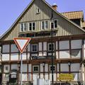 Photos: 木組みの家「町で一番古い家」