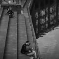 恋人たち「ライン川のほとり」