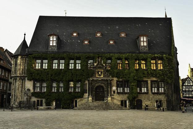 世界遺産の街「クヴェトリンブルク」