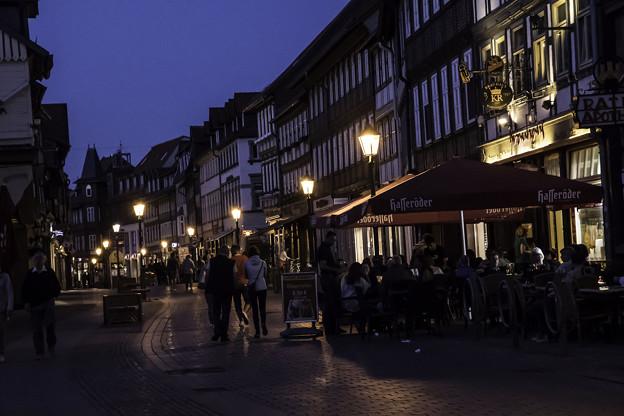 Photos: 夜の街角