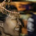 Photos: 祭りの女