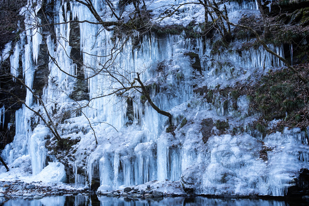 Photos: 三十槌の氷柱