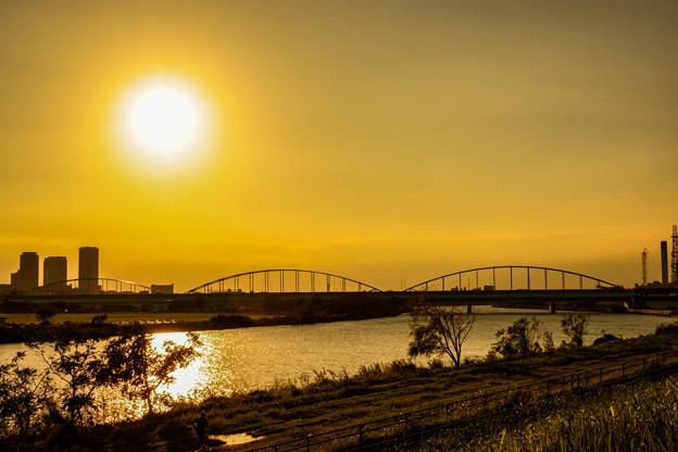 Photos: 多摩川大橋