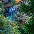 まぼろしの滝(セイナザの滝)