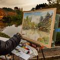 Photos: 貴方のお好みは水彩・油彩。