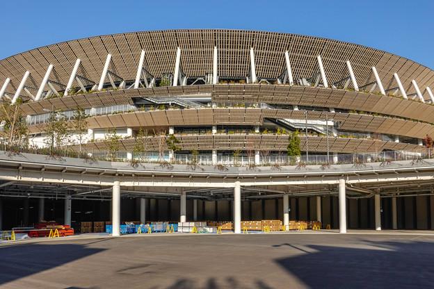 Photos: 新国立競技場