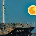 Photos: 満月に導かれて。
