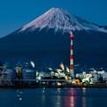 Photos: 富士山の日「田子の浦」PM18.3