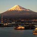 Photos: 富士山の日「田子の浦」PM5.21