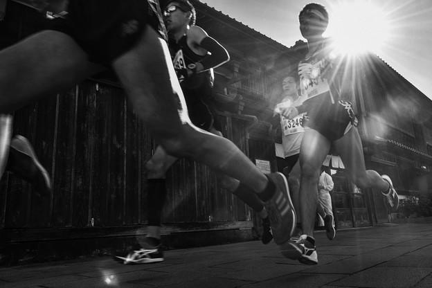 Photos: 再現像「小江戸マラソン」