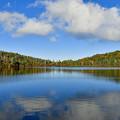 Photos: 再現像「秋景白駒池」