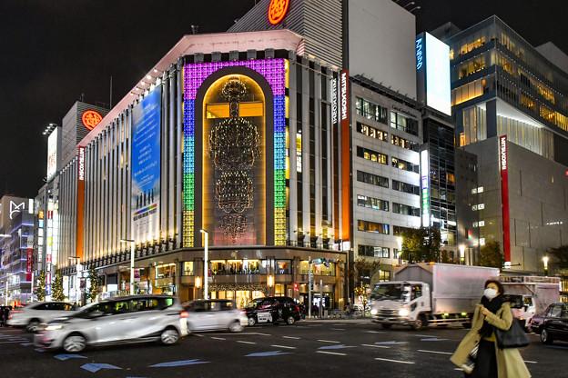 Photos: 銀座四丁目 (1)