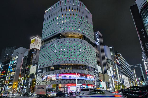 銀座四丁目 (2)