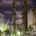 工場夜景 (3)