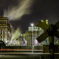 工場夜景 (1)