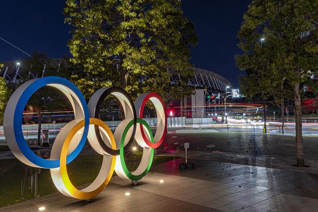 2021オリンピックの年