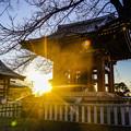 Photos: 落日の鐘楼