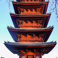 Photos: 池上本門寺五重塔